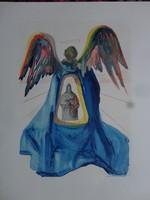 Salvador Dali: Dante megtisztulása