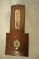 Óra hőmérővel
