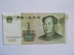 Kína 10 Yuan
