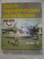 1919-1945 közötti repülőgépek könyv német nyelven