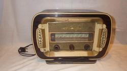 Antik Francia rádió szép állapot