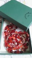 Eladó új Luciano Polini,olasz gyöngysor