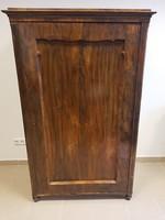 Egyajtós polcos bieder szekrény felújított állapotban