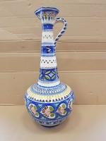 Különleges kerámia váza, kancsó