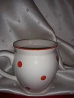 Gránit pettyes / pöttyös csésze, csupor