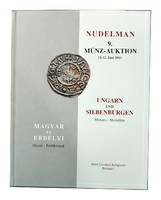 Magyar és Edélyi pénzek emlékérmek árverési katalógusa 2011