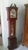 Óra antik   szekrényes  német  szép  fa szekrény  85000  ft