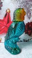 Island Parakeet Charisma Cologne Avon parfümös üveg (kék papagáj)