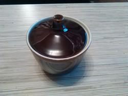 Villeroy & Boch porcelán cukor tartó