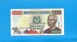 Tanzánia Ropogós 1000 Shilingi 2000