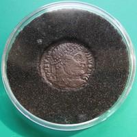 I. Constantinus 306-337 - bronz Follis - Nyitott táborkapu