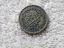 KK88 1371 (1951) Marokkó 20 frank 20 francs