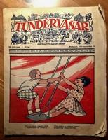 GYERMEKLAP-TÜNDÉRVÁSÁR  1927.AUG.14.