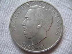 Széchenyi ezüst 10 Forint 1948