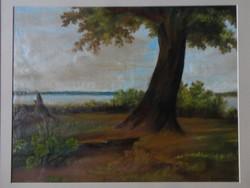 Diener Dénes eredeti festménye