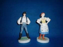 Herend figure couple