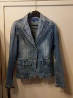 Csinos gyapjú női szövet kabát márkás spanyol 3.800 HUF. Farmer kabát 803fc051f0