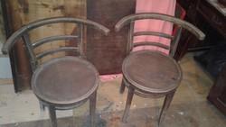 Thonet szék párban