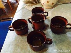 RITKA Goebel kávés készlet 4 személyes (17)