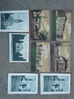 Régi Szolnok képeslapok