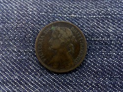 Angol Farthing 1875 H