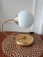 Mid century, retró asztali lámpa