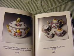 Sikota Győző - Porzellan von Herend mini könyv
