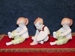 Aquincumi gyerek figurák