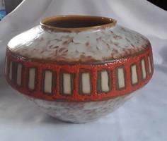 Iparművészeti kerámia váza  /  2137