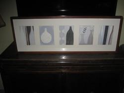 Hangulatos modern kép bárhova 92x35cm