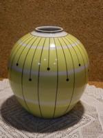 Wallendorf art deco váza.