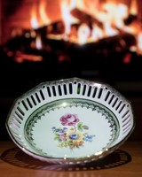 Möschendorf porcelán tálkák