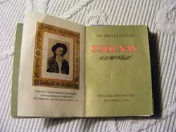 Zsolnay mini könyv