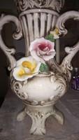 Capodimonte váza