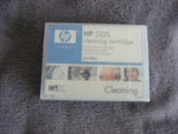 Vintage HP DDS cleaning cartridge