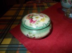 Czehszlovák festett bonbonier