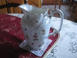 Pfeifer & Lövenstein  kiöntő  , nagyon finom ,porcelán 15 x 17 cm