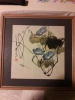 2db akvarellkép kínából származó eladók