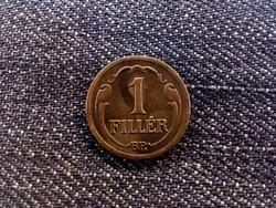1 fillér 1936