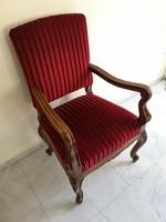 Barokk típusú szék