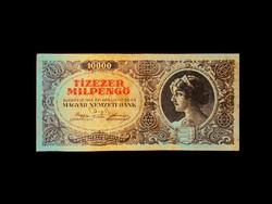 """10 000 MILPENGŐ - FESZES """"EF""""-ES TARTÁSBAN -1946"""