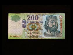 200 FORINT - 2005 - SZÉP ÁLLAPOTBAN!