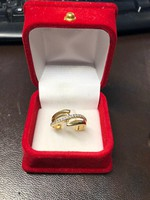 14 k arany gyűrű