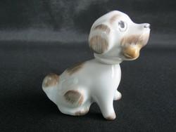 Aquincumi porcelán mozgó fejű kutya