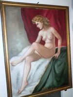 Szánthó Mária EREDETI alkotása,60x80-s olajvászon