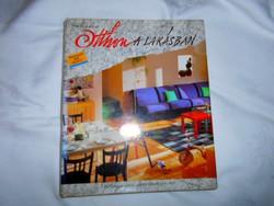 Otthon a lakásban - lakberendezéssel, otthonkialakítással foglalkozó kötet