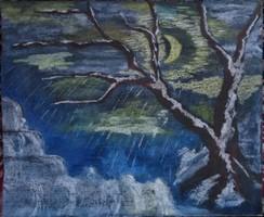 Mersits Piroska festőművésznő