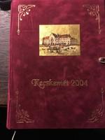 KECSKEMÉT 2004 / DISZKIADÁS