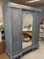 Vintage Francia barokk gardrób szekrény !