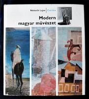 Németh Lajos: Modern magyar művészet